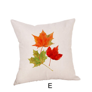 Autumn Pillow Cover (5 designs)