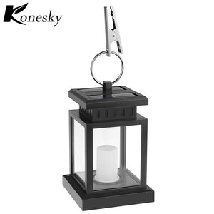 LED Flickering Flameless Solar Light