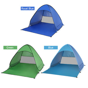Instant Pop-up Tent (3 colors)