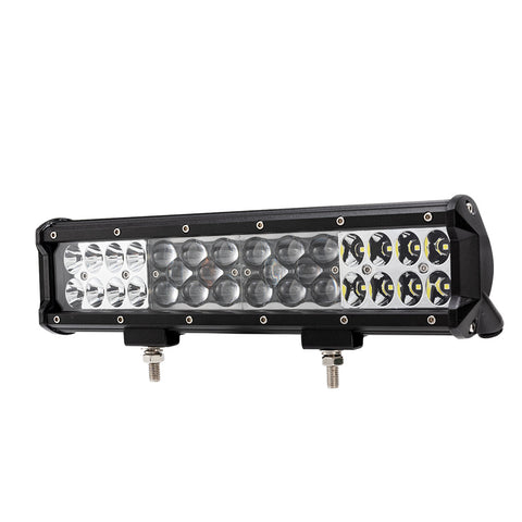 12inch CREE LED Work Driving Light Bar Spot Flood Combo Offroad Truck 4x4WD