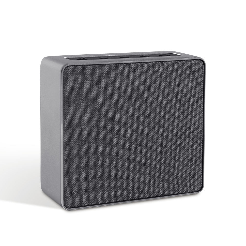 Jonter Mini Desktop Wireless Bluetooth Speaker - Grey