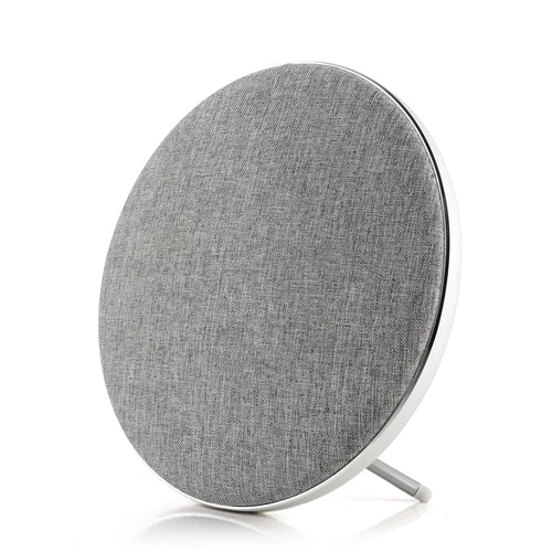 Jonter Desktop Wireless Bluetooth Speaker - Silver