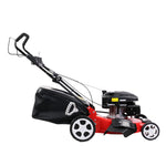 Giantz Lawn Mower 165cc Lawnmower Petrol Powered Self Propelled 21inch