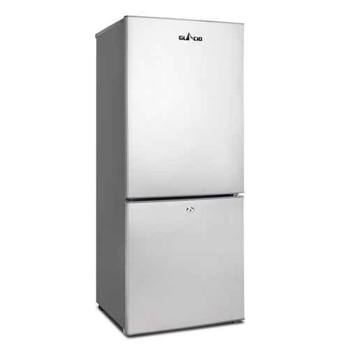 Glacio 2-in-1 Freezer Fridge 168L