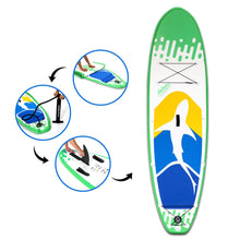 Load image into Gallery viewer, Weisshorn 10FT Stand Up Paddle Board