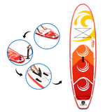 Weisshorn 10FT Stand Up Wide Paddle Board