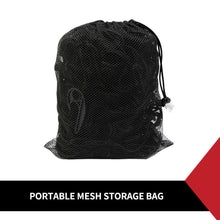 Load image into Gallery viewer, CARGO NET FOR UTE TRAILER TRUCK CAR LATEX BUNGEE150x225CM 16PC HOOK HEAVY DUTY