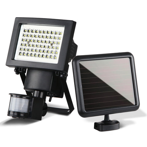 60 LED Solar Sensor Outdoor Light