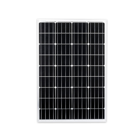 Solar Panel 130W 12V Battery Charger Power Charging Mono Caravan Camping