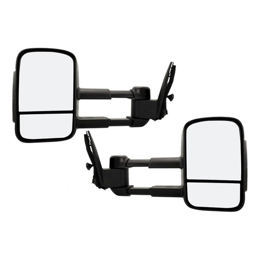 2pcs Towing Extendable Mirrors Toyota Prado 150 Series Wagon Nov 20092009 – on