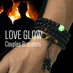 LOVE GLOW Couples Bracelets