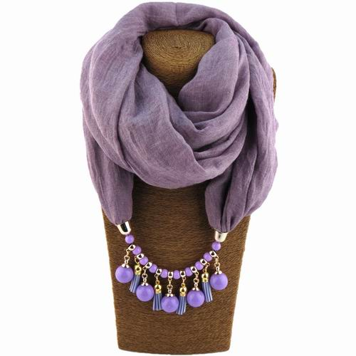 Trending Necklace Scarf