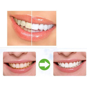Activated Bamboo Charcoal Teeth Whitening Powder
