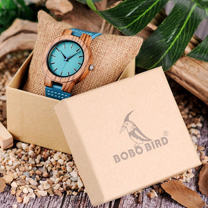Turquoise Timepiece