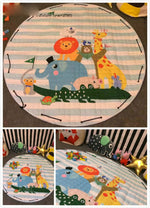 Easy Peasy Toy Bag Play Mat