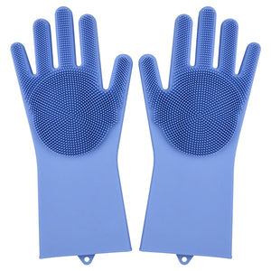 Multi-Purpose Bristle Gloves