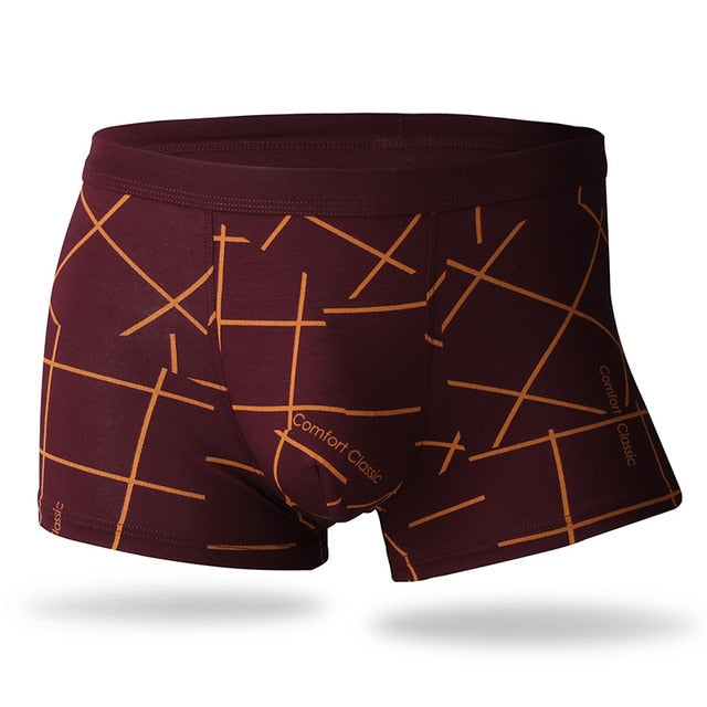 Smart Bamboo Fiber Undies