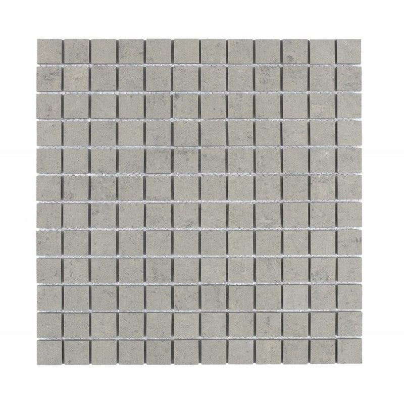 Archgres Light Grey Mosaic 25x25 mm (300x300 mm)