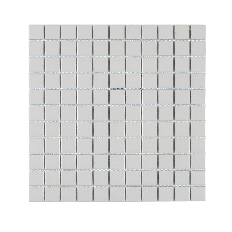 Titan Grey Matt Mosaik 25x25 mm (300x300 mm)
