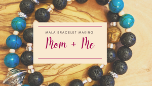 You & Me Bracelet Making