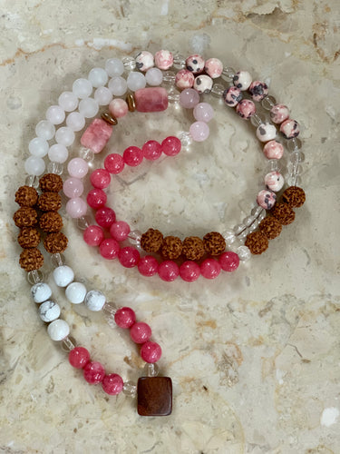 DIY Mala Necklace Kit