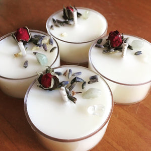 DIY Tea Light Candle Kit