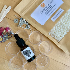 Intention Candles DIY Kit