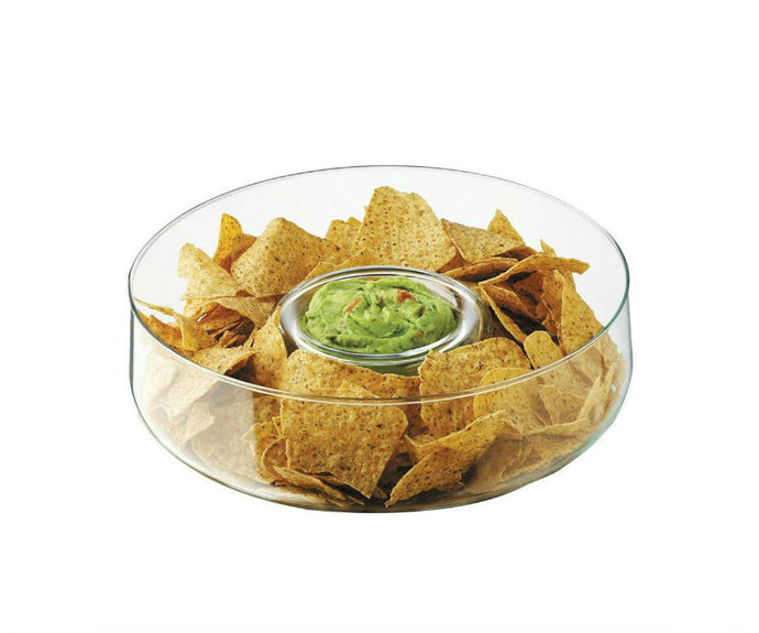 Botanero Chip and Dip / Libbey