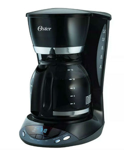 Cafetera Programable 12 Tazas / Oster