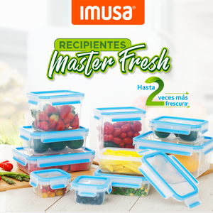 Recipiente MasterFresh CD 0.25 Lt / Imusa