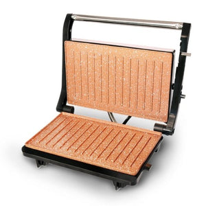 Sanduchera Panini Grill 180° / Home Elements