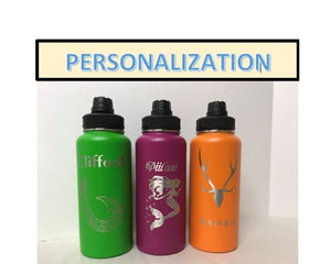 Personalize your Item!