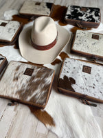 The Cowhide Bible Cover