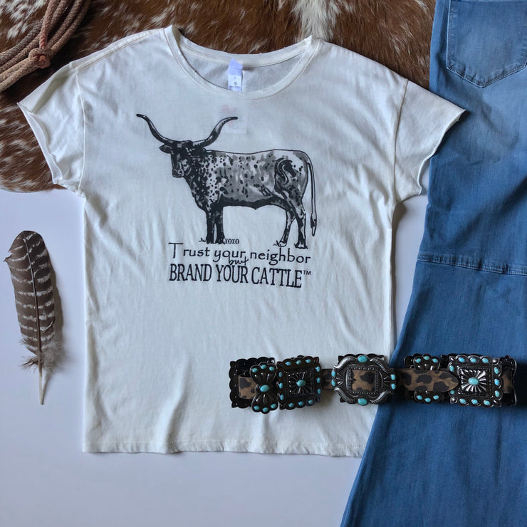 Brand your Cattle