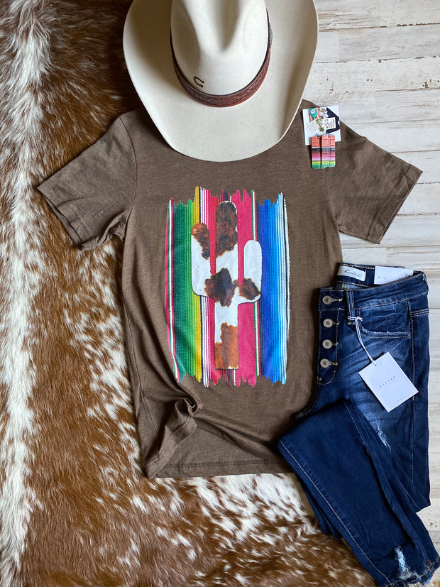 The Cactus Canyon tee