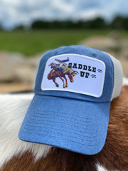 The SaddleUp Hat
