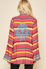 The Western Sunset Cardigan