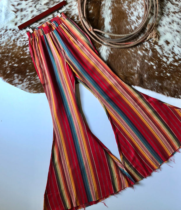 The Serape Bells- XL & 2X
