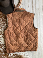The Yellowstone Vest