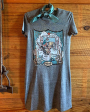 The Fort Worth T Shirt Dress
