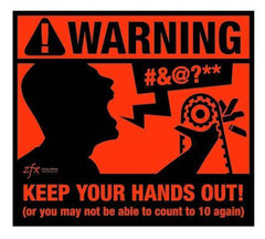 ZFX Warning Labels