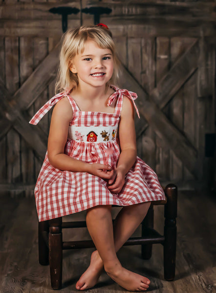 Farm Animal Bloomer Set