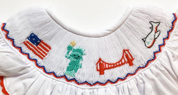 Travel the USA Dress