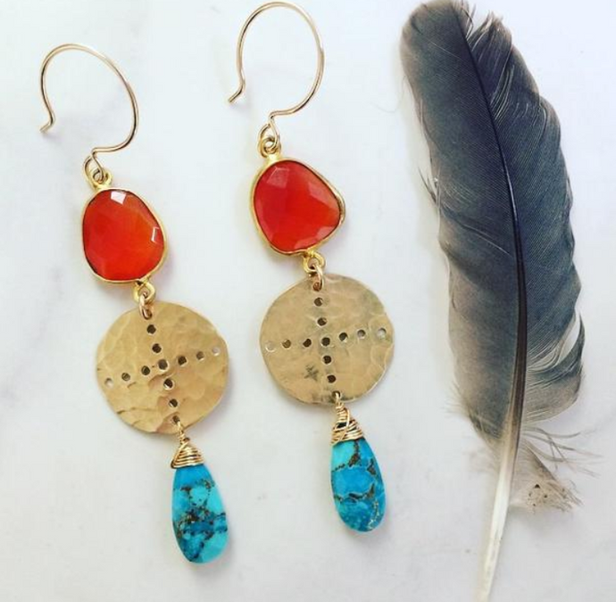 Summit Earrings