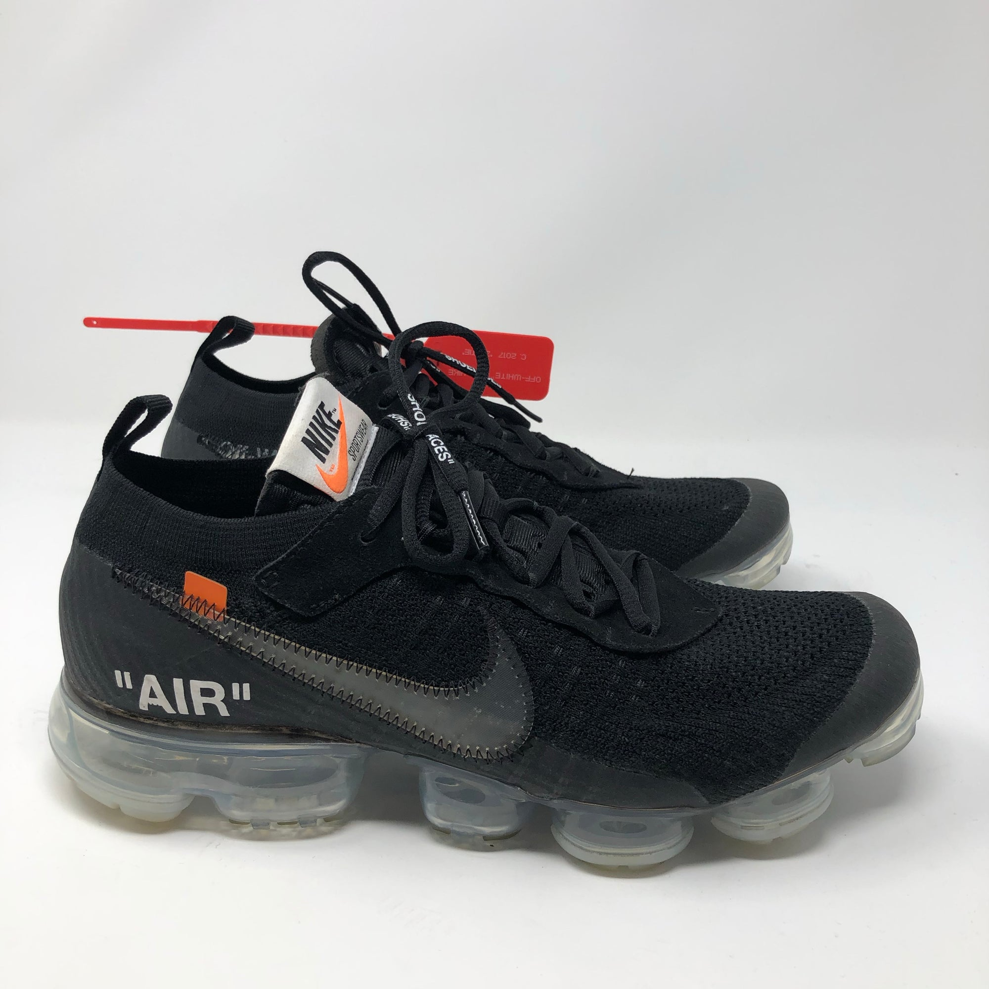 the best attitude 41af1 2e8bd The 10: Nike Off-White Vapormax 2.0 Pre Owned Size 10