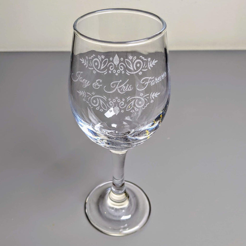 11oz Wine Glass - Drinkware