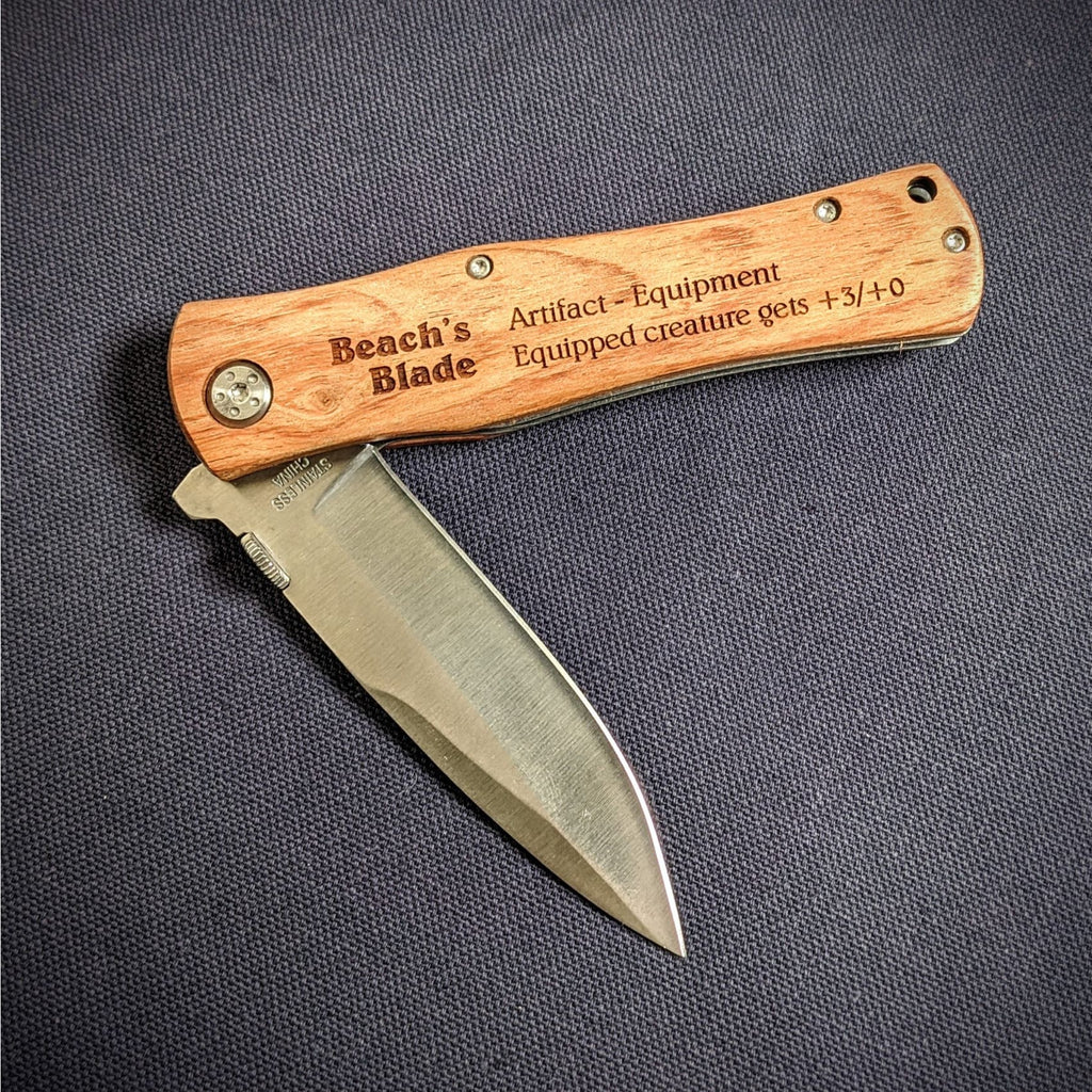 4.5 Folding Knife - Home Gifts