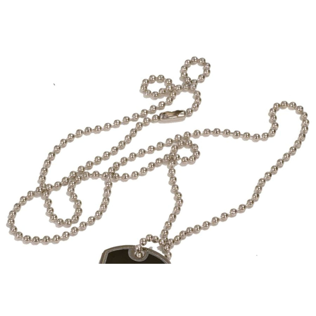 Badge Attachments - Ball chain (silver) - Chase Street Originals