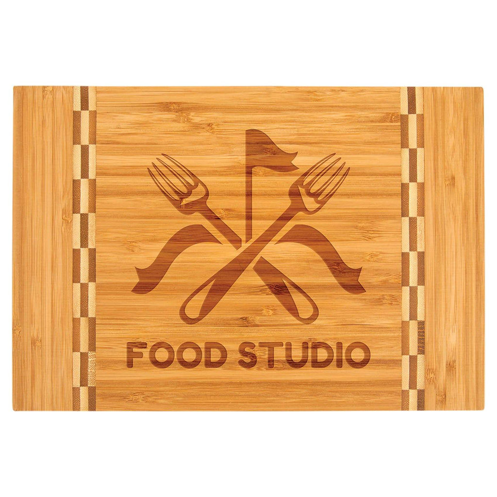 Bamboo Cutting Board - 12 x 8 1/4 - Home Gifts