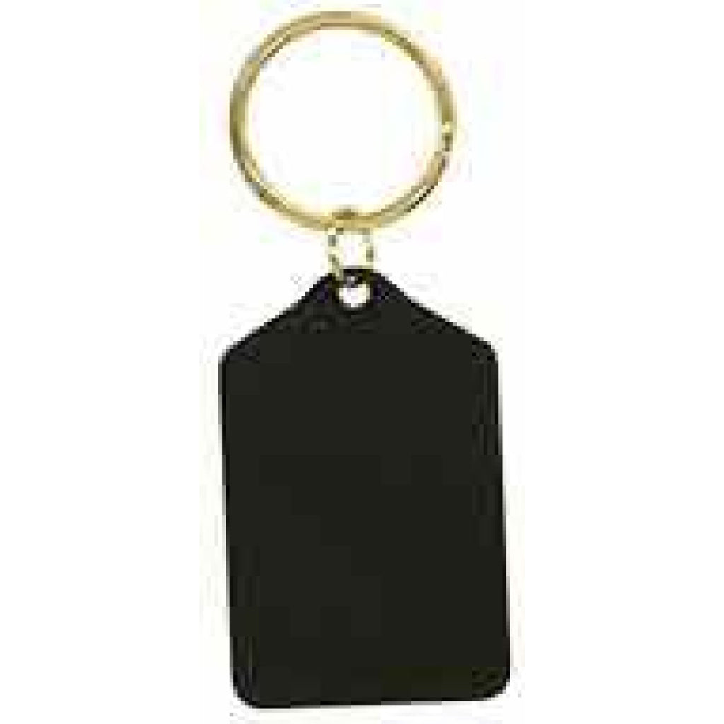 Black Brass Keychain - Home Gifts